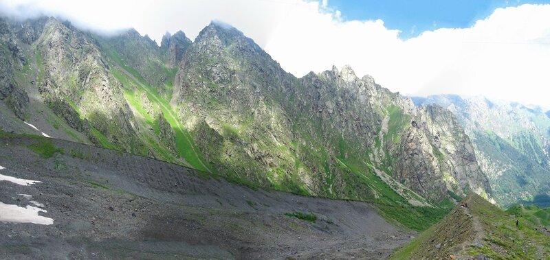 Гора Монах