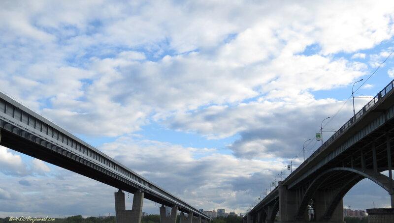 Мосты через Обь 6