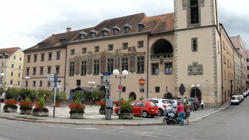 Passau, Stadt an drei FlüssenDonau, Inn und Ilz.jpg