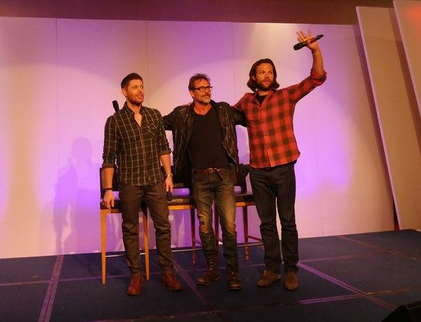 Конференция Asylum 14 с участием актеров «Сверхъестественное»