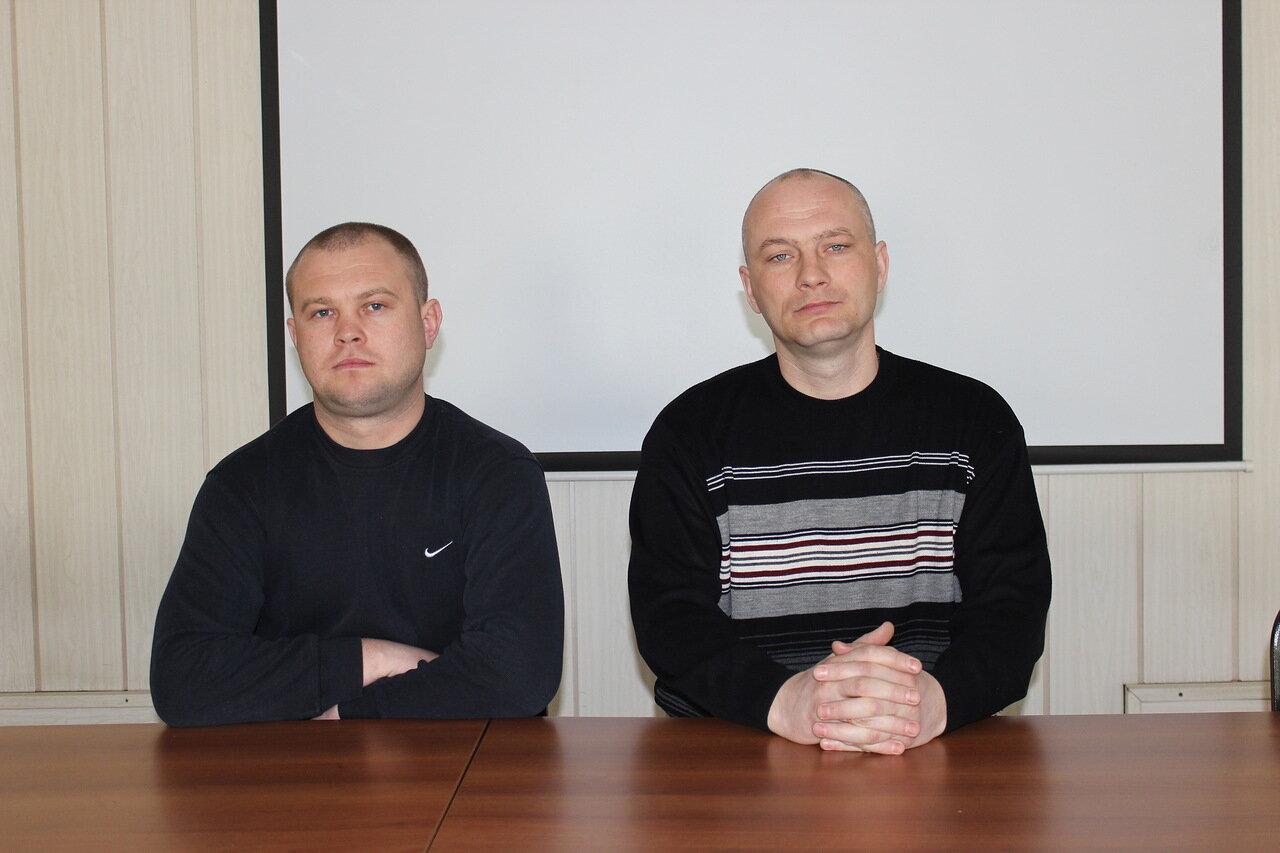 Оперативники Барабинска,
