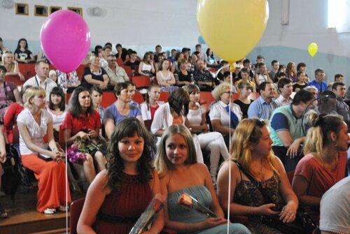 Студенты-отличники ссузов Куйбышевского района