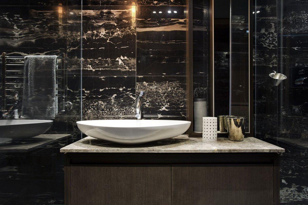 квартира в Кейптауне, роскошный дизайн интерьера, эксклюзивный интерьер квартиры фото, SAOTA, все проекты SAOTA, обзоры проектов SAOTA, De Waterkant