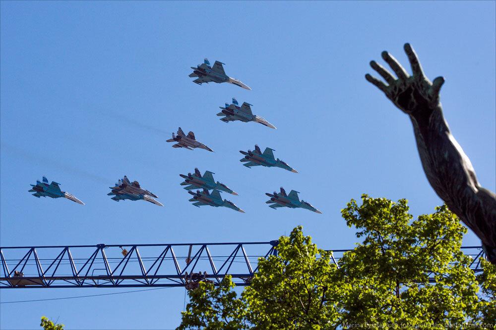 El desfile militar en la Plaza Roja de Moscú celebra la victoria sobre el nazismo 0_c2b9e_91cc646a_XXXL