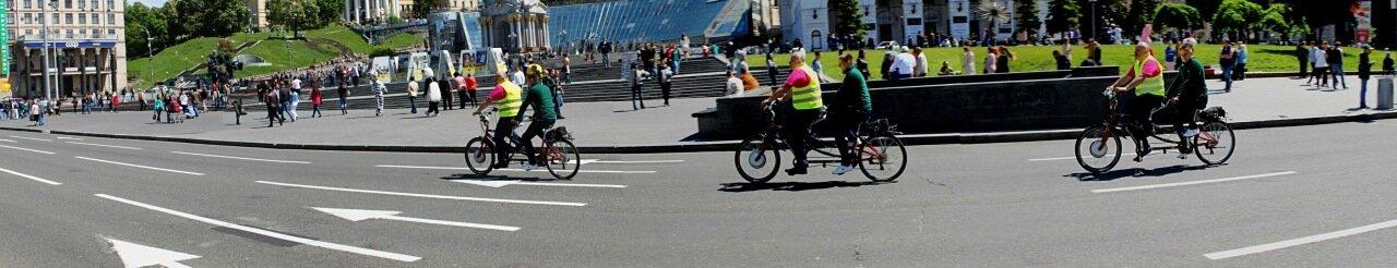 Тандем на Майдане Незалежности