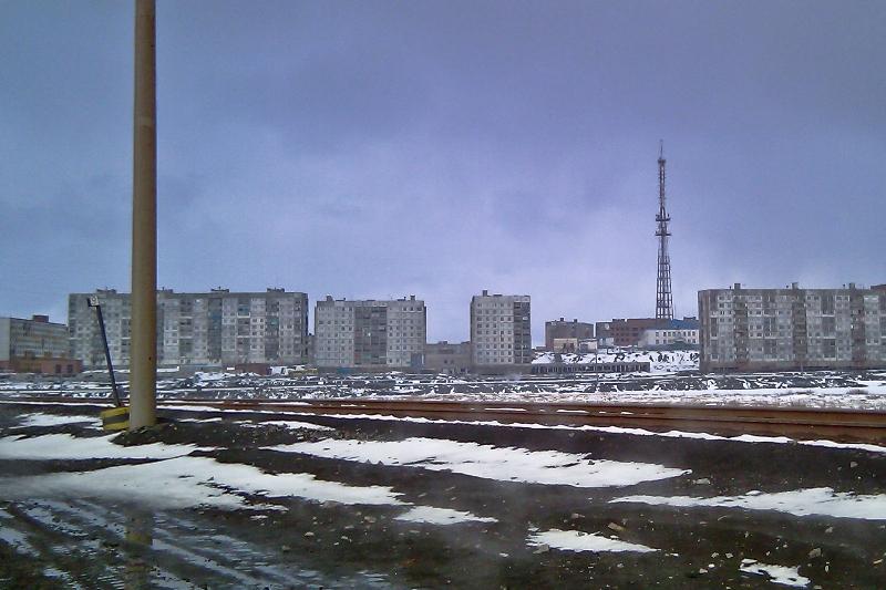 Норильск, ул. Нансена