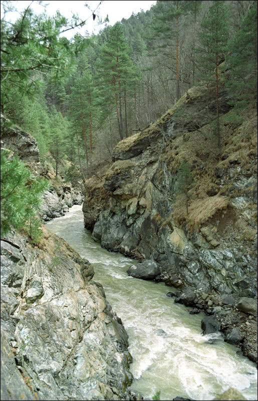 Сплав по реке Малка