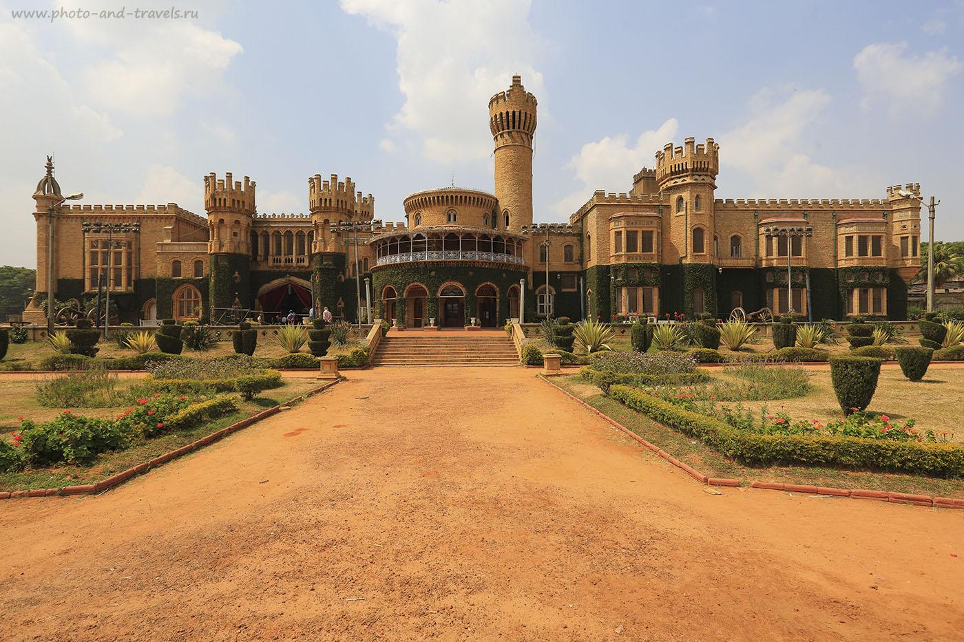 Фото 2. Туры в Индию. Отзывы об экскурсии в Бангалоре. Дворец