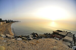 Доброе утро, море!