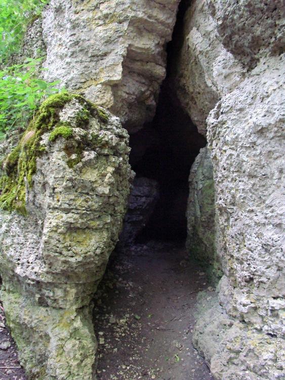 Воргольские скалы: Воронов Камень