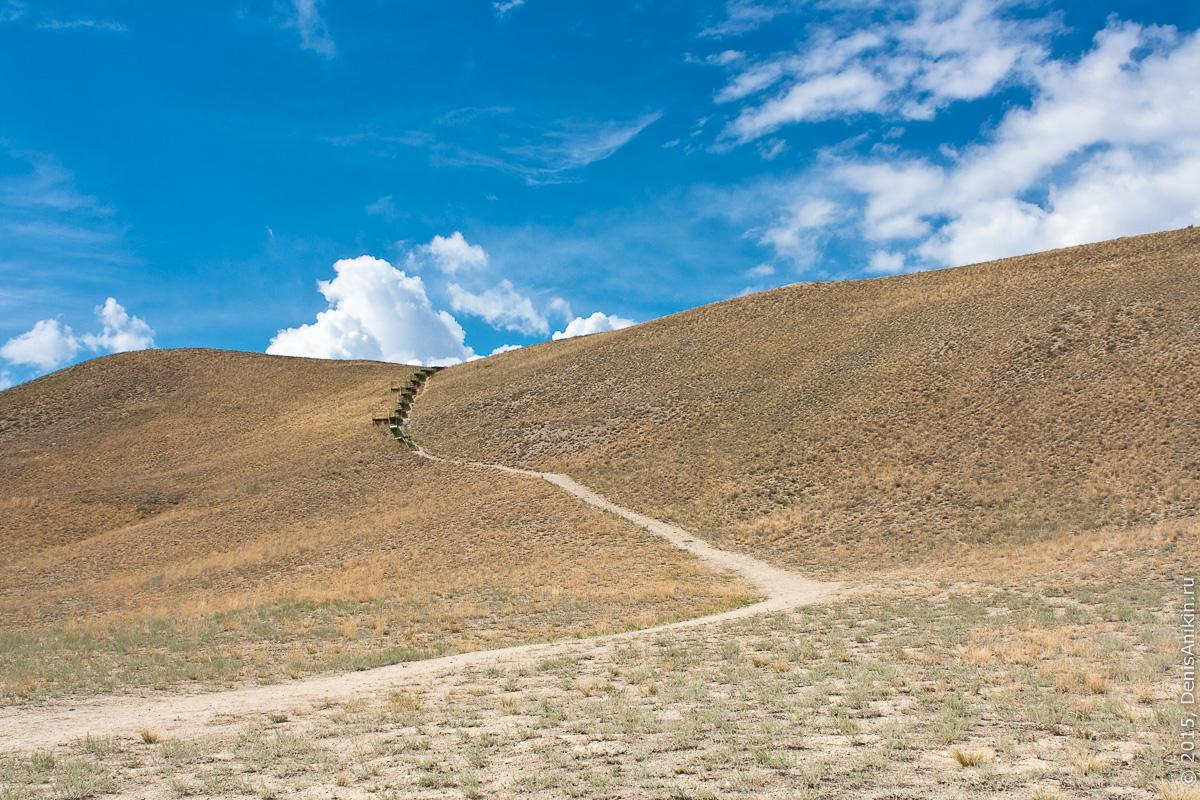 Гора Богдо 5