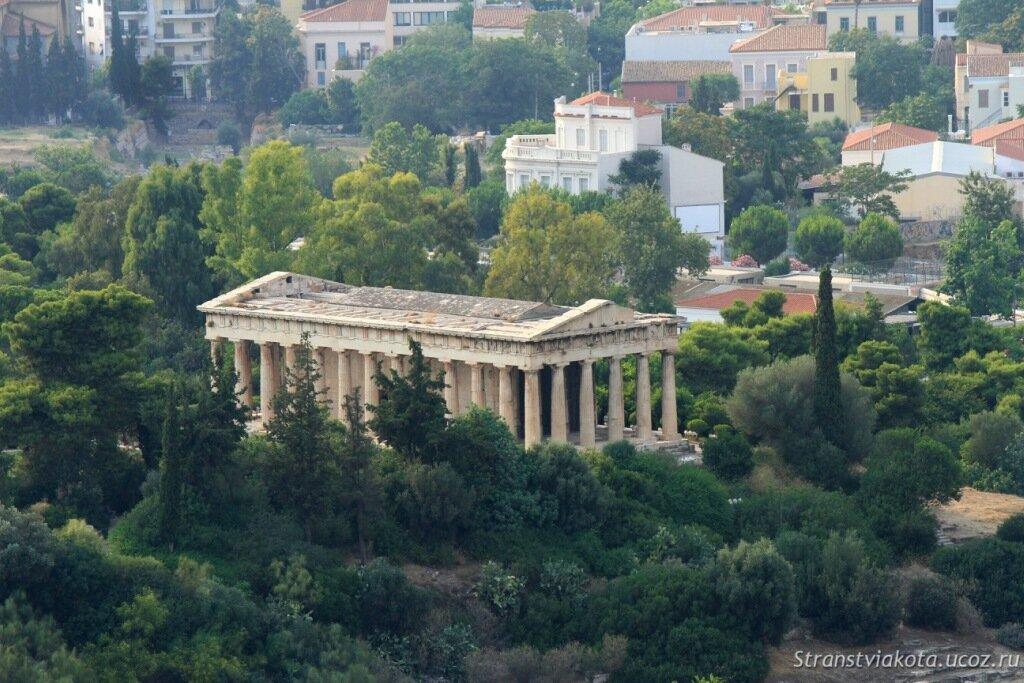 Афины, Акрополь
