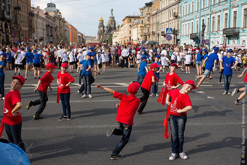 Танцующий Невский