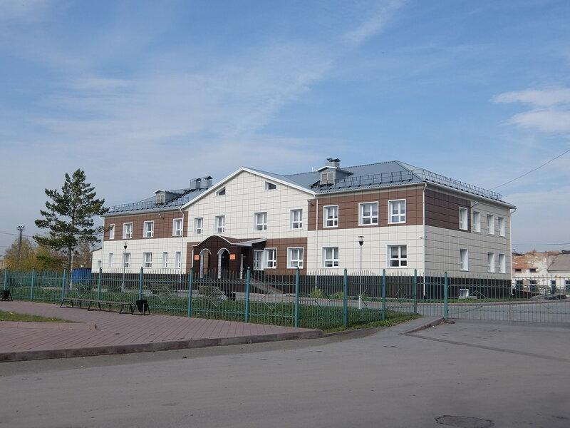 Гурьевск - Больница