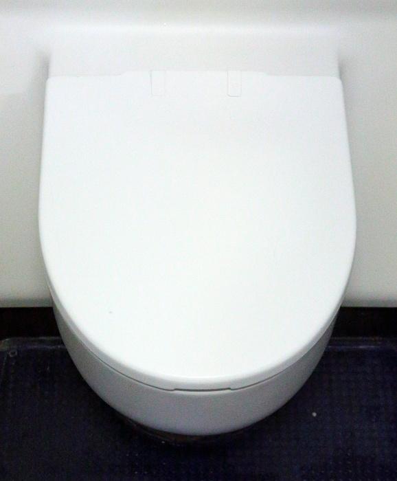 Как устроен современный самолётный туалет (вакуумного типа)