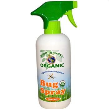 спрей от комаров для детей купить iherb