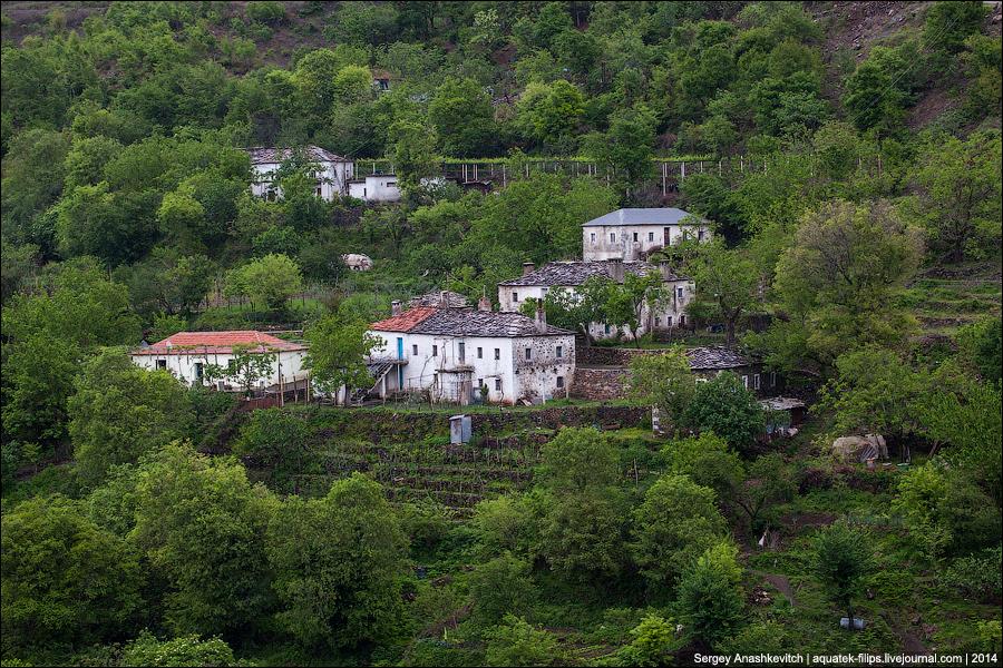 Албанская глубинка