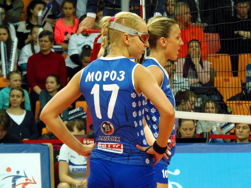 «Смотреть Волейбол Онлайн Динамо Москва Динамо Казань» / 2009