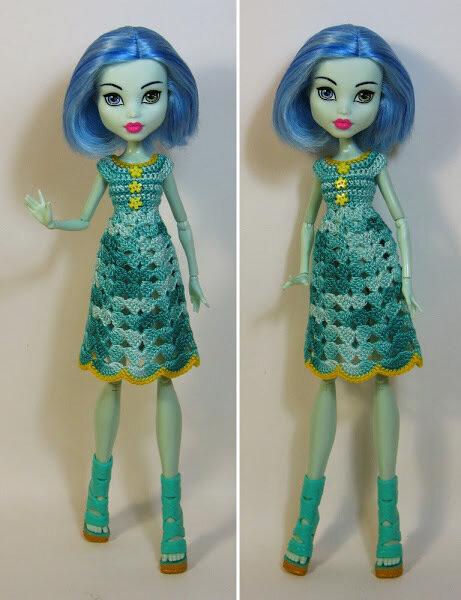 """""""Очеловеченные"""" куколки Monster High"""