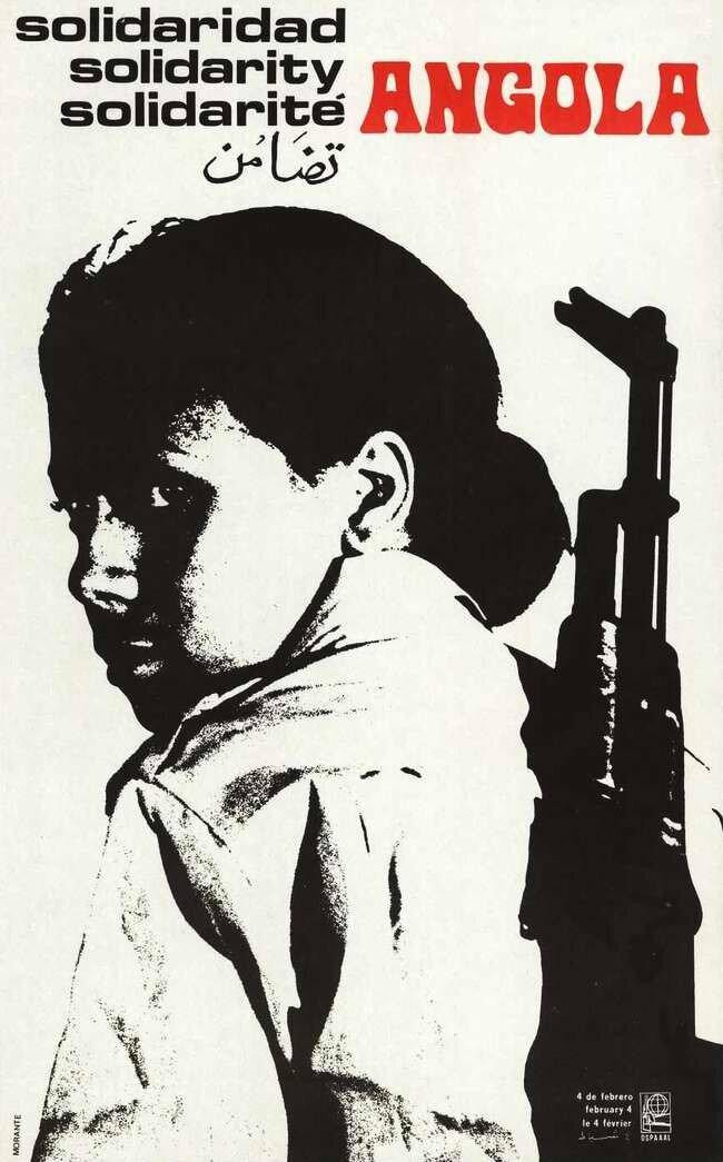 Солидарность с народом Анголы