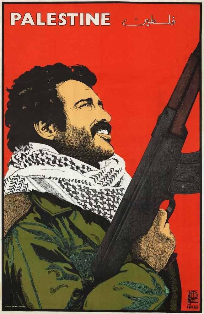 Солидарность с борьбой народа Палестины