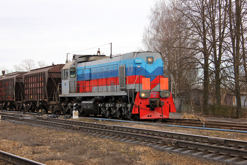 ТЭМ18ДМ-330