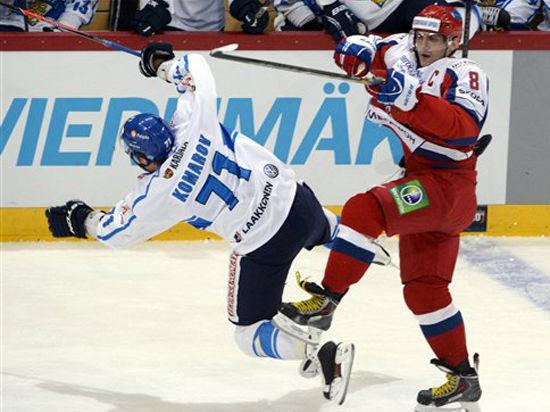 Россия-Финляндия 5:2