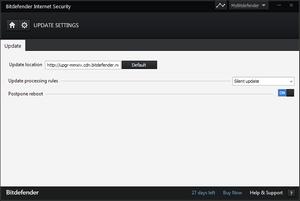 Bitdefender Internet Security 2014 - пробный антивирус