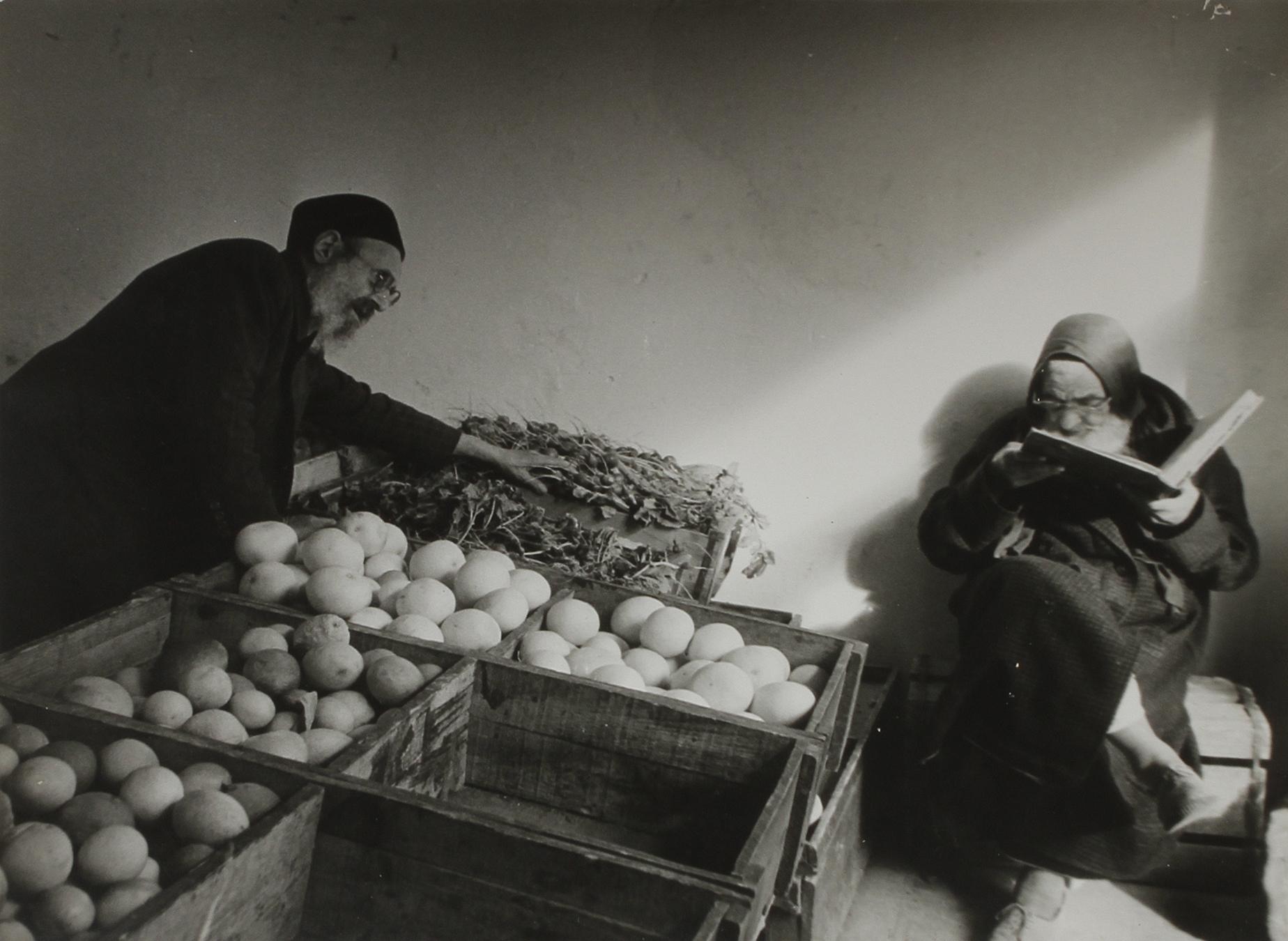 1948. 11 июня. Иерусалимский торговец