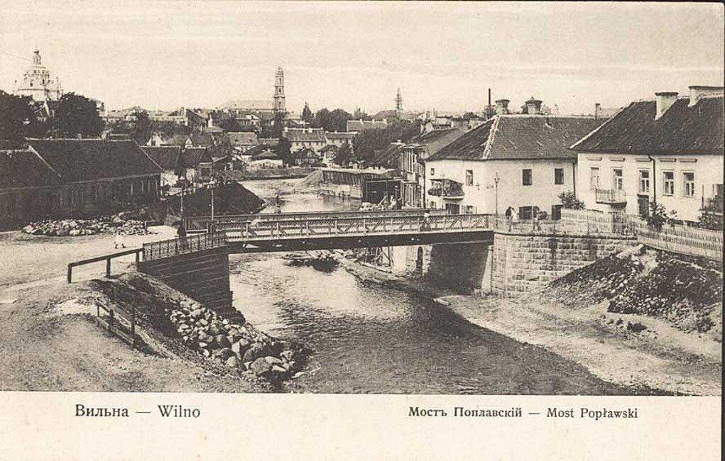 Мост Поплавский