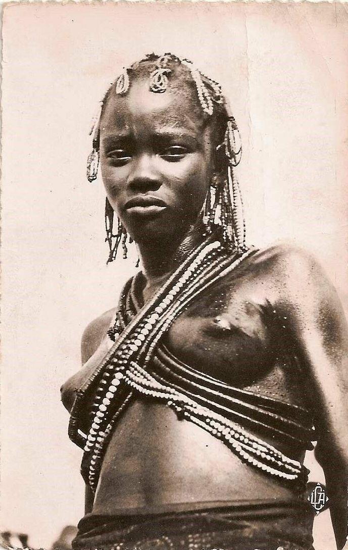 1950. Девушка из Убанги-Шари
