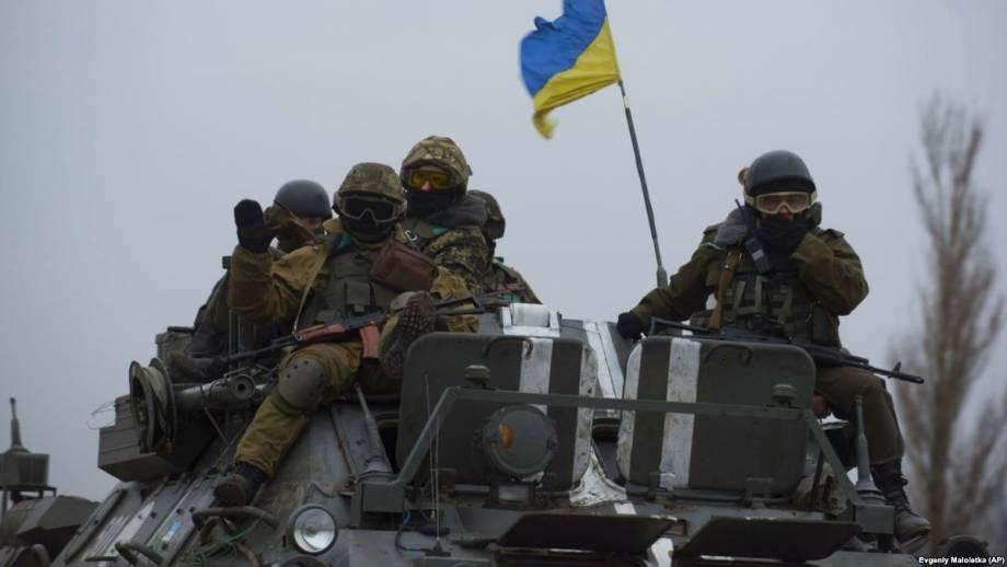 СБУ: военным передали руководство военной операцией на Донбассе