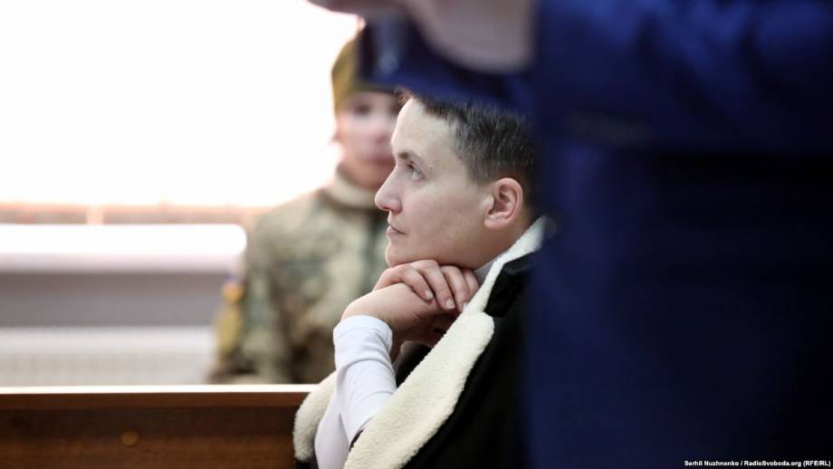 «Кейс Савченко» или война с символами