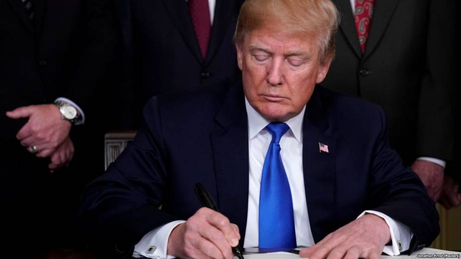 Российское правительство хочет оспорить в ВТО на американские пошлины на сталь и алюминий
