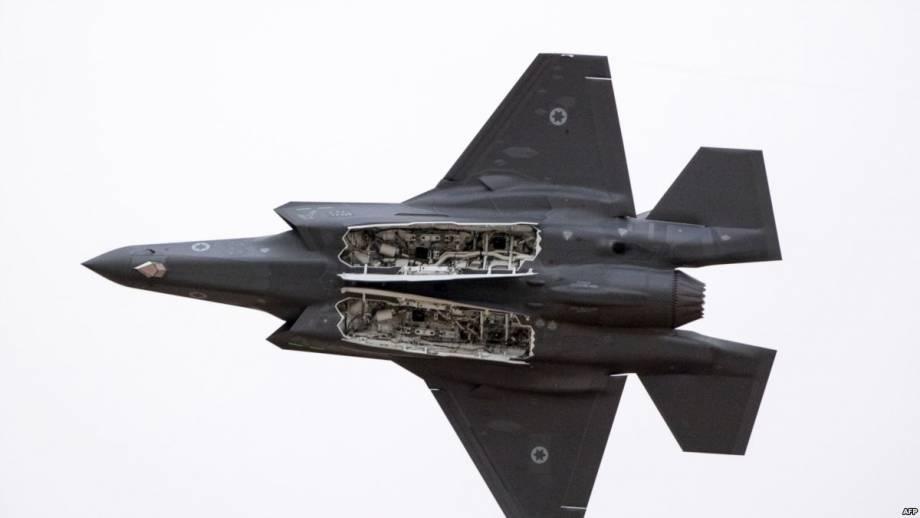 Израильские самолеты нанесли удар по позициям группировки «Хамас» в секторе Газа