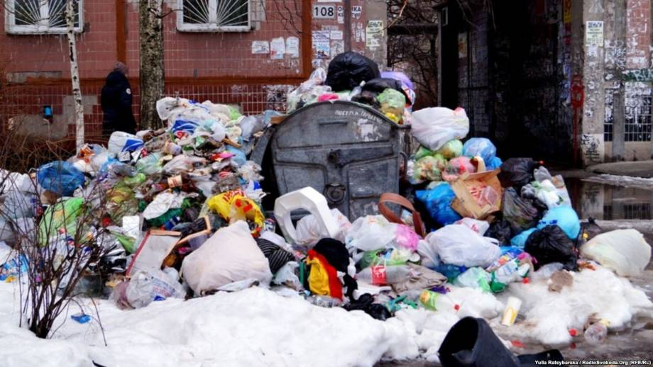 Мэрия: в Днепре назревает «мусорный коллапс»