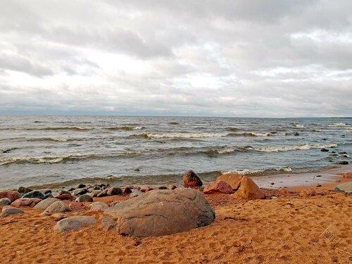 Суровость  Финского залива