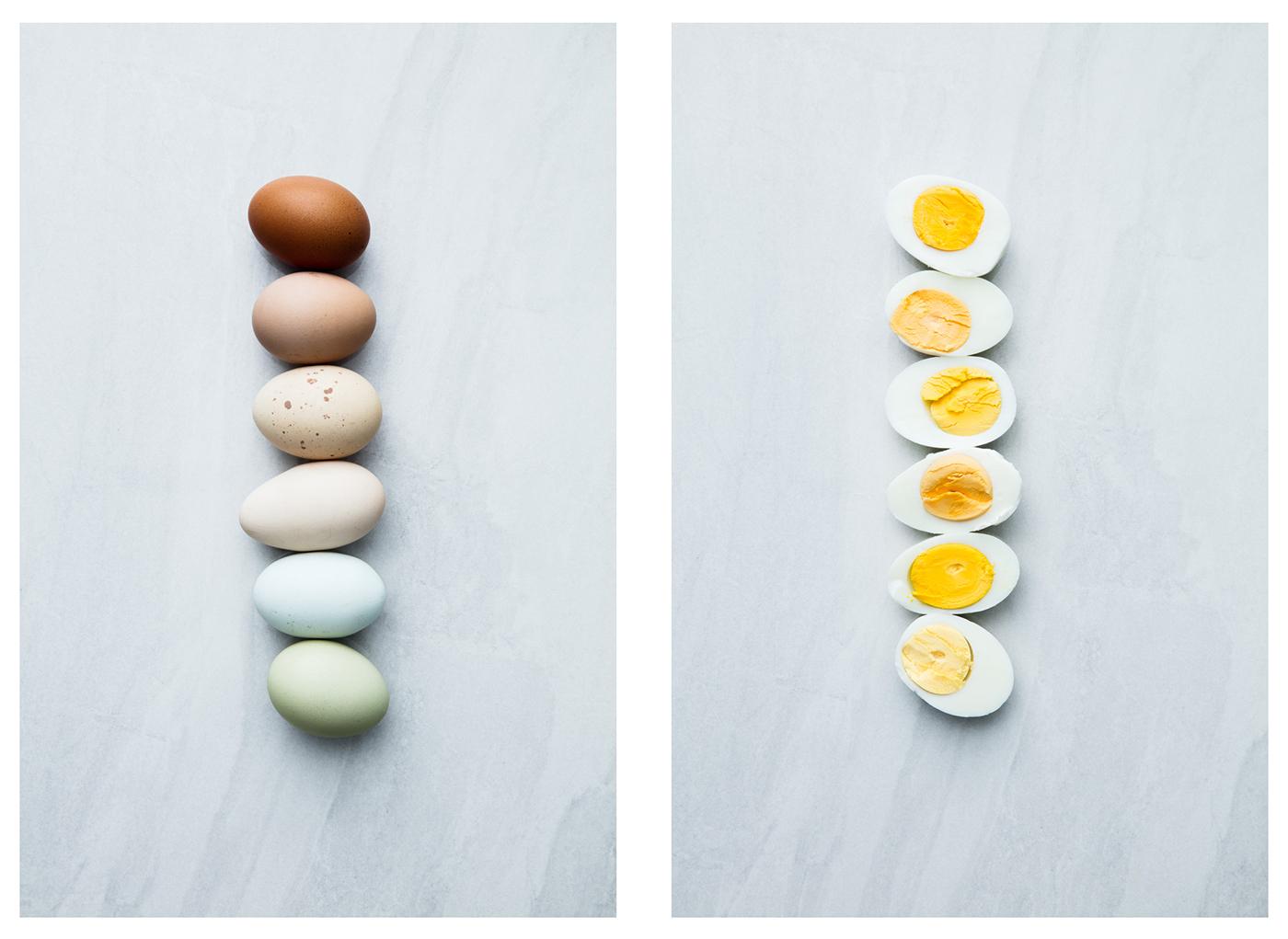 Яйца / фото Virginie Gosselin