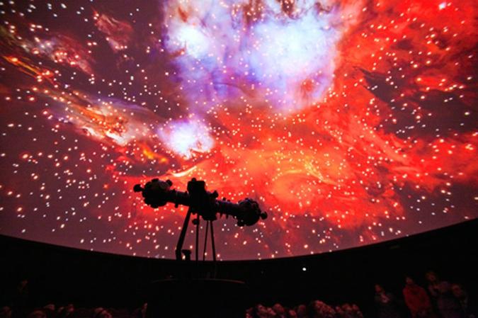 Открытки Международный день планетариев. Прекрасное небо