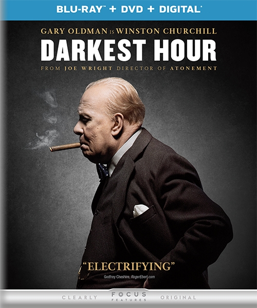 Темные времена / Darkest Hour (2017/BDRip/HDRip)