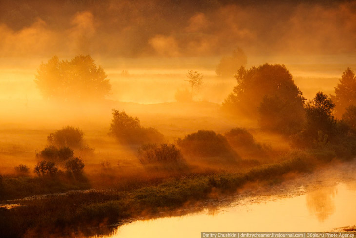 Рамонский рассвет (19 фото)