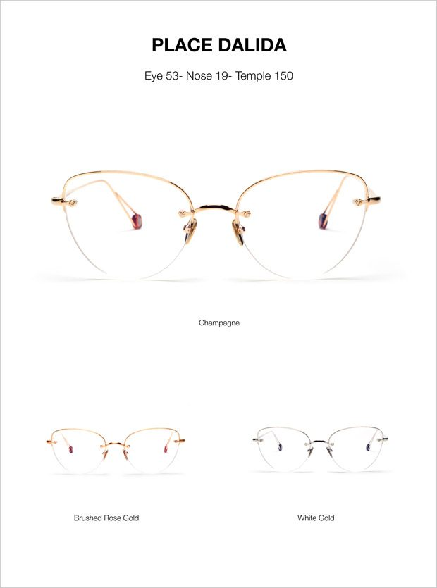 LOOKBOOK: AHLEM Eyewear Spring Summer 2018 Collection