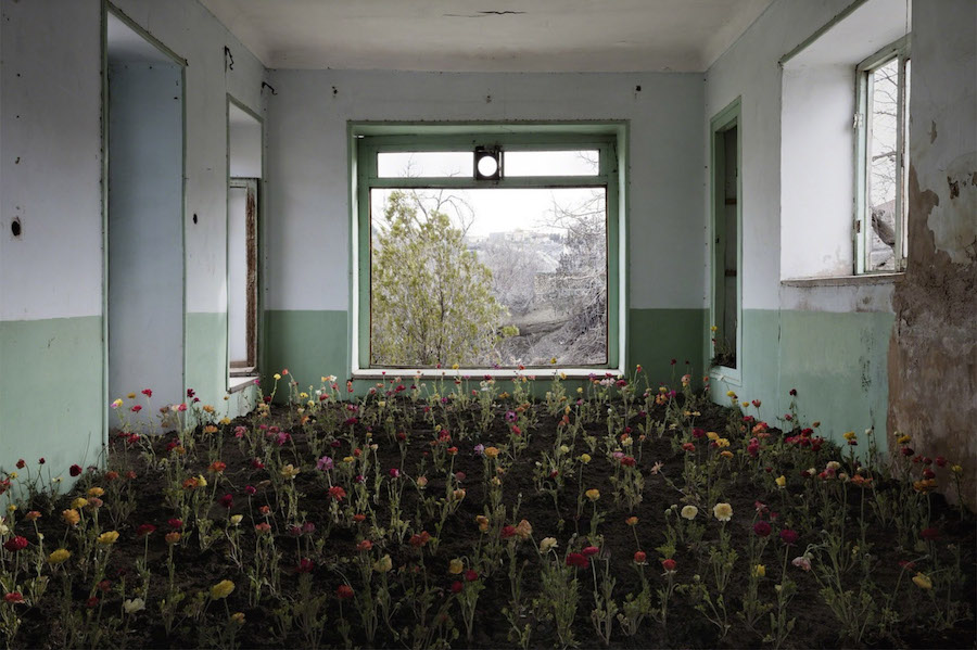 Poetic Photographs of Abandoned Homes in Iran