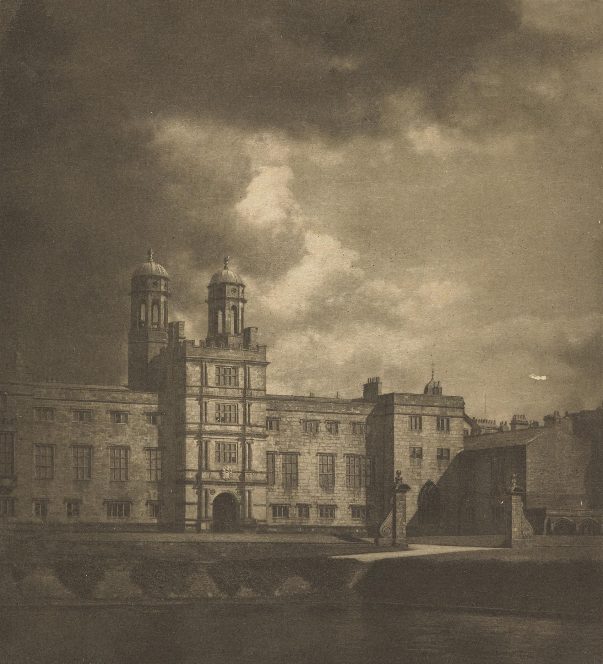 1900-е. Стонихерст, Ланкашир