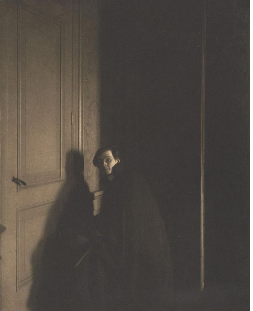 1909. Эдвард Гордон Крейг — английский актёр, театральный и оперный режиссёр эпохи модернизма, крупнейший представитель символизма в театральном искусстве, художник