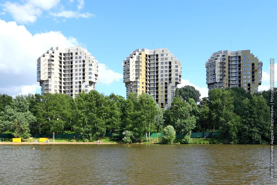 Жилой комплекс «Левобережная дубрава»