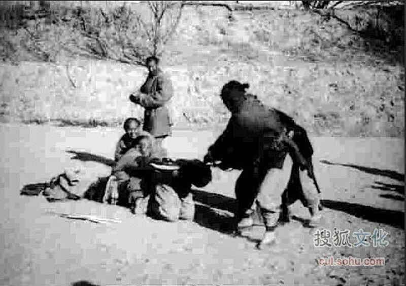 Объединённые силы держав вторглись в Китай. Редкие фото