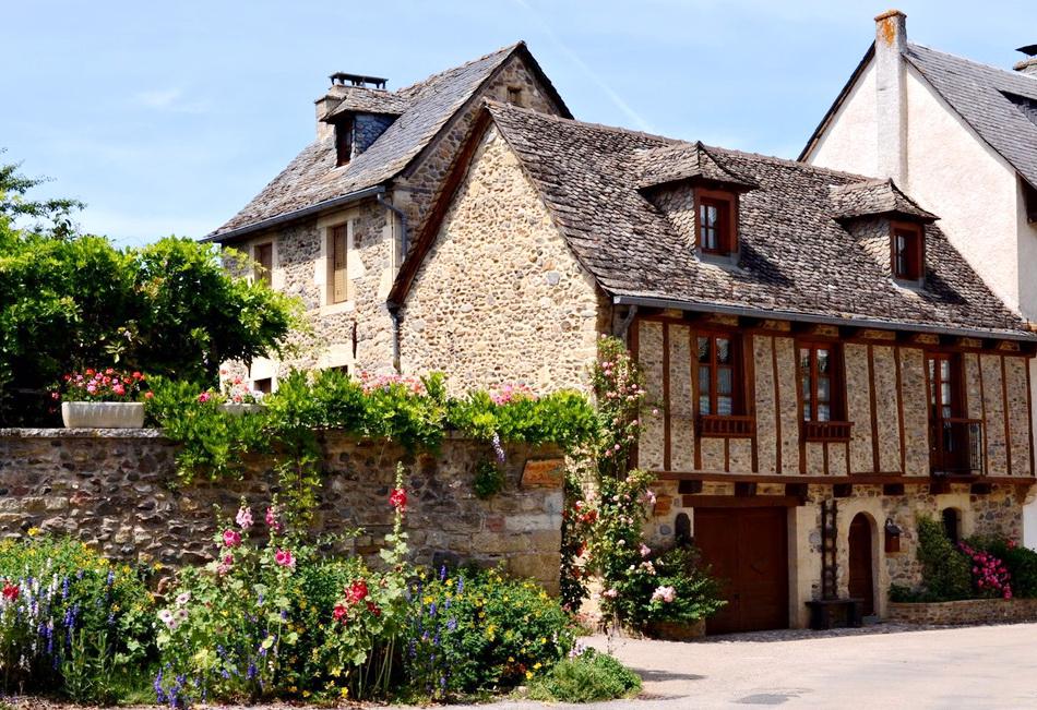 шаблон красивые деревни франции фото и картинки сегодняшний