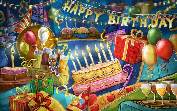 Поздравления с Днем Рождения! - Page 5 0_c3ba0_ad3ab401_XL