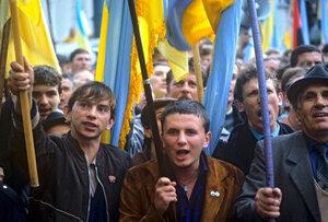 Анализ: О спекуляциях на тему разделения Украины